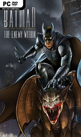 rgP6Ezh - Batman The Enemy Within Episode 4-CODEX