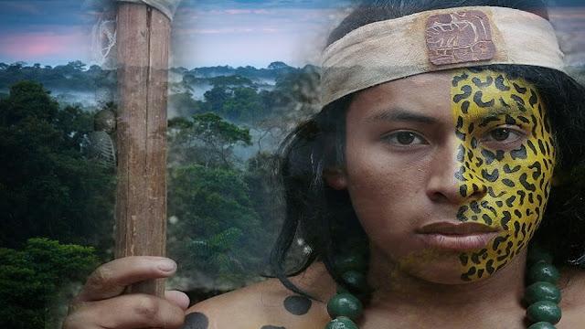 قبائل غابات الأمازون المطيرة