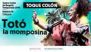 Toto La Momposina 2018