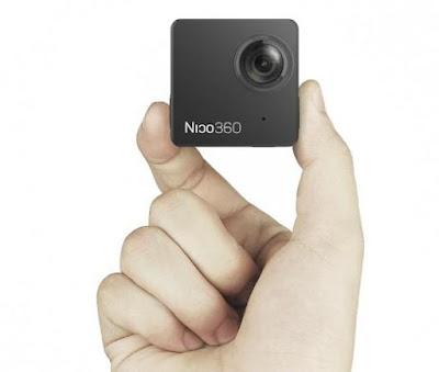 Nico360 compact 360 camera