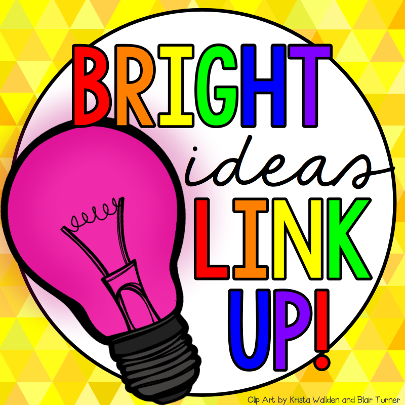 The Price of Teaching: Bright Ideas Link-Up: A Simple Classroom ...