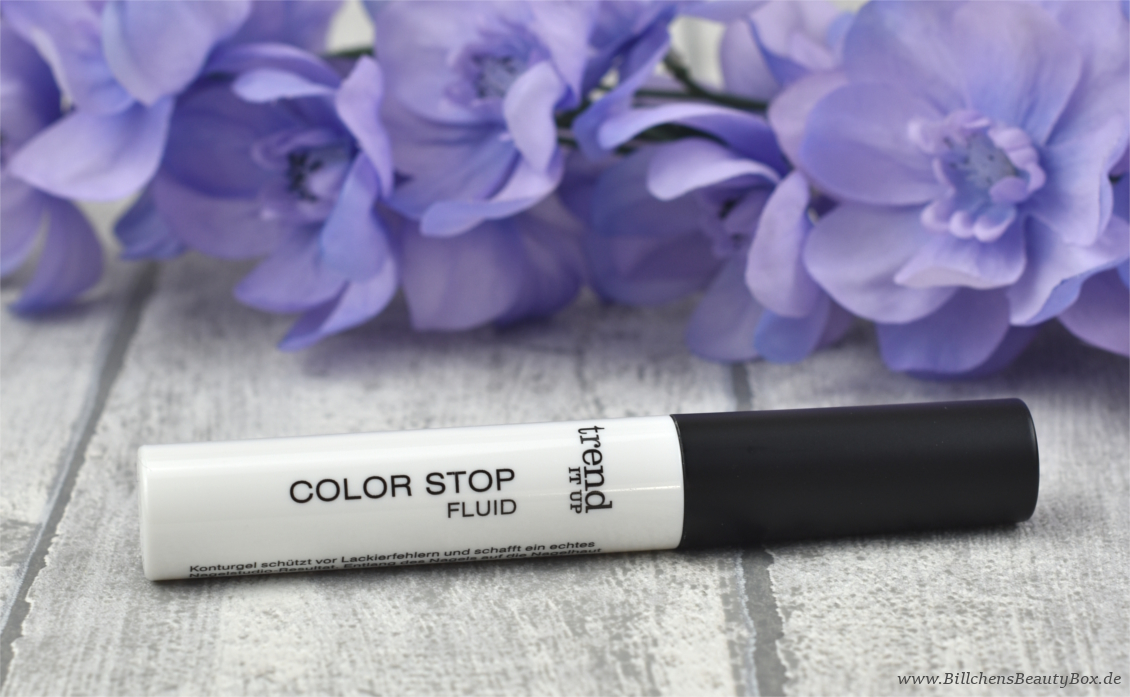 trend IT UP - neues Sortiment Frühling und Sommer 2017 - Color Stop Fluid