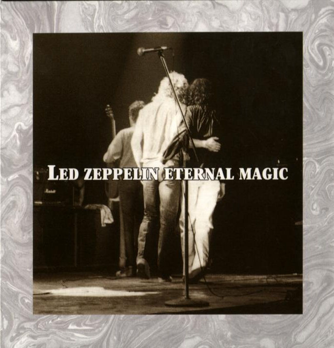 1980 - Led Zeppelin - Eternal Magic - Berlin