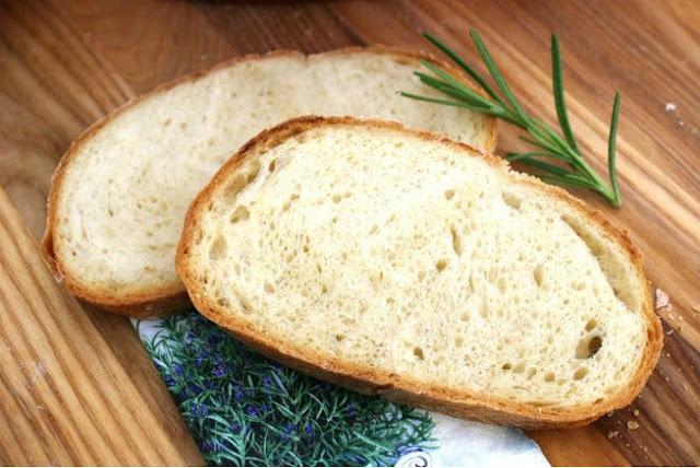 Хлеб на кефире с медом