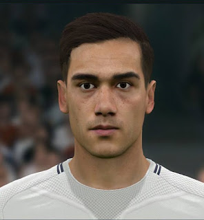 PES 2017 Faces Harry Winks by Sameh Momen