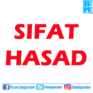 Pengertian dan Contoh Perilaku Hasad Dalam Islam