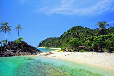 081210999347, 14 Paket Wisata Pulau Anambas Kepri, Pulau Mangkai, Anambas