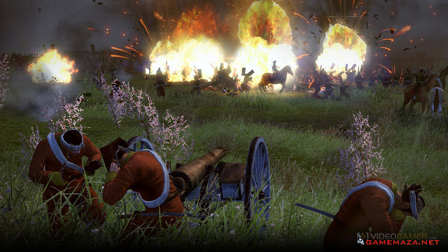 Total War Shogun 2 Fall of the Samurai Gameplay Screenshot 3