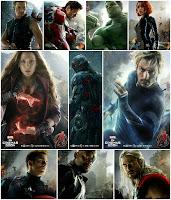 avengers age of ultron復仇者聯盟奧創紀元poster