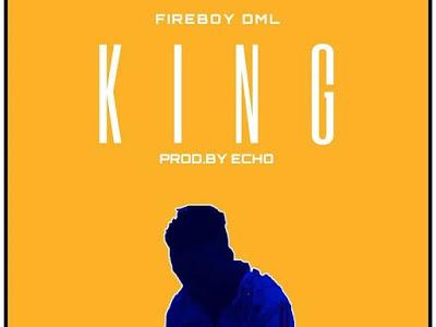[FREE BEAT] Fireboy DML – King (Instrumental)
