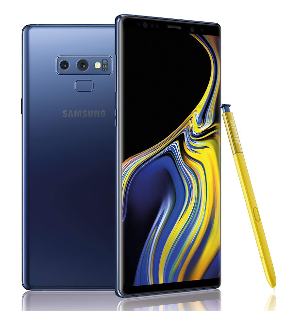 Samsung Galaxy Note9 Specifications - Inetversal