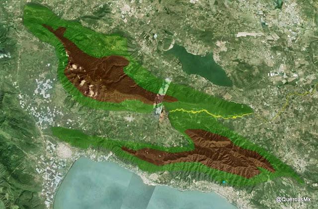 Area Natural Protegida Cerro Viejo - La Chupinaya - Los Sabinos
