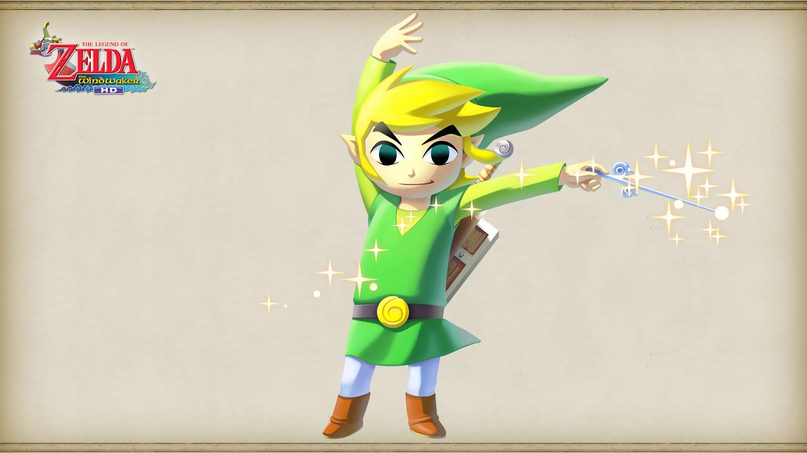 Wind Waker Hd Wallpaper: Game Art X: The Legend Of Zelda The Wind Waker HD Wallpapers