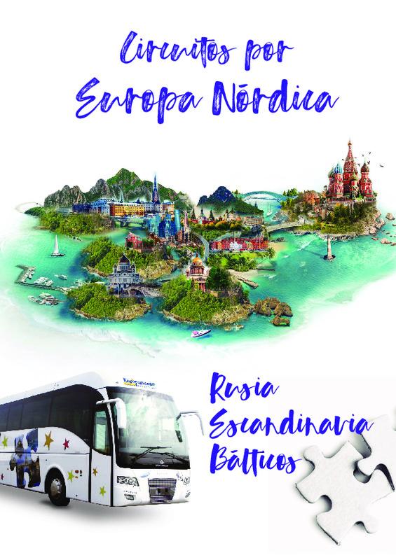 Catálogo Europamundo Circuitos Escandinavia 2018-19