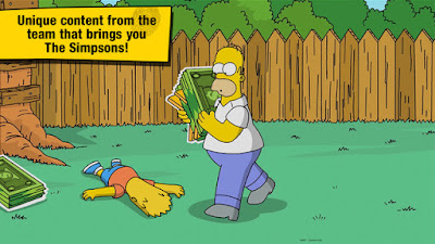 The Simpsons Tapped Out MOD APK 4.19.3