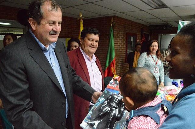 Alcaldía atendió a población víctima del conflicto