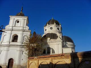 Жолква. Василианский монастырь Рождества Христова