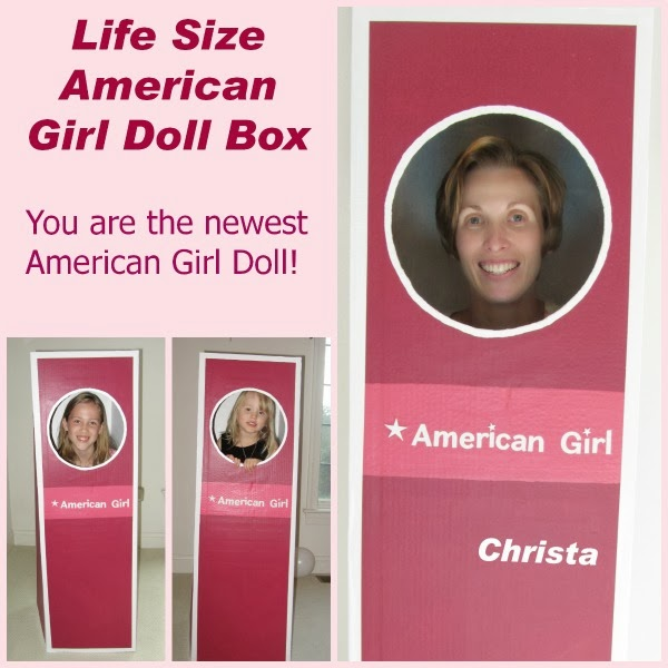 CONTROLLING Craziness American Girl Birthday Party – American Girl Doll Party Invitations