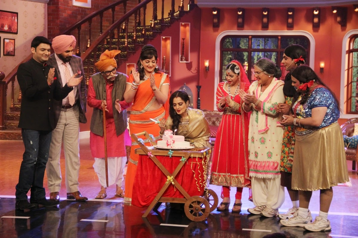 desitvforum comedy nights with kapil 12 april 2014