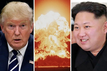 Horror!!! North Korea to Launch Nuclear Weapon on the Day Donald Trump Becomes US President... See Details