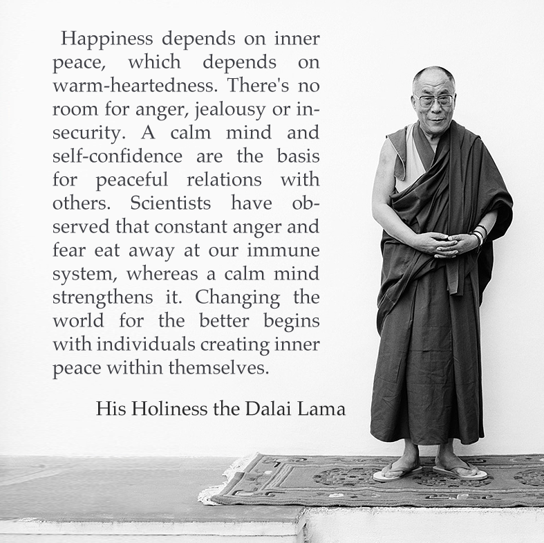 His Holiness The Dalai Lama His Holiness The Dalai Lama Quotes
