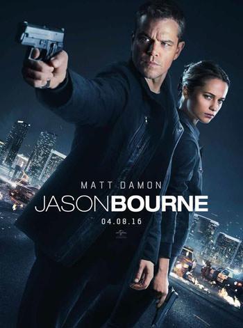 Jason Bourne 2016 Dual Audio