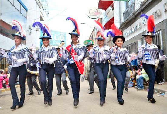 Rol de ingreso Último Convite Carnaval de Oruro 2017