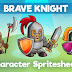 Game Assets 2D - Brave Knights