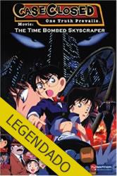 Detective Conan Movie 01: The Time Bombed Skyscraped – Legendado