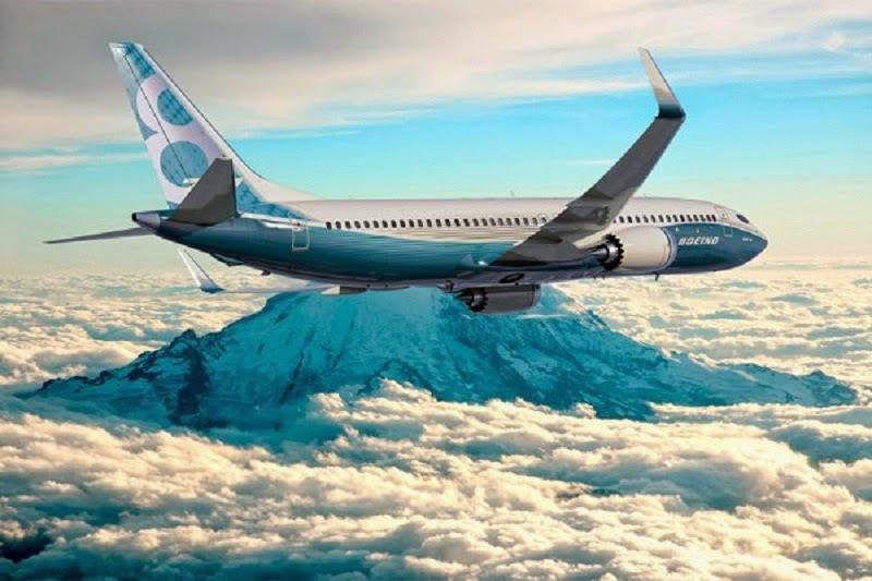 Garuda Akan Operasikan Pesawat Narrow Body Tipe Terbaru Boeing 737 MAX 8