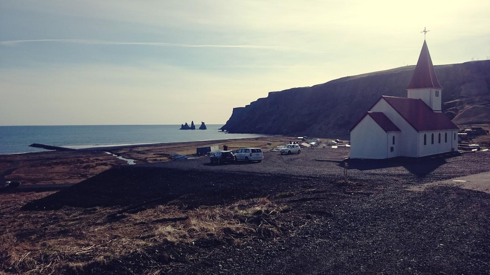 miasteczko Vik, południowa  Islandia, co zwiedzić w Islandii