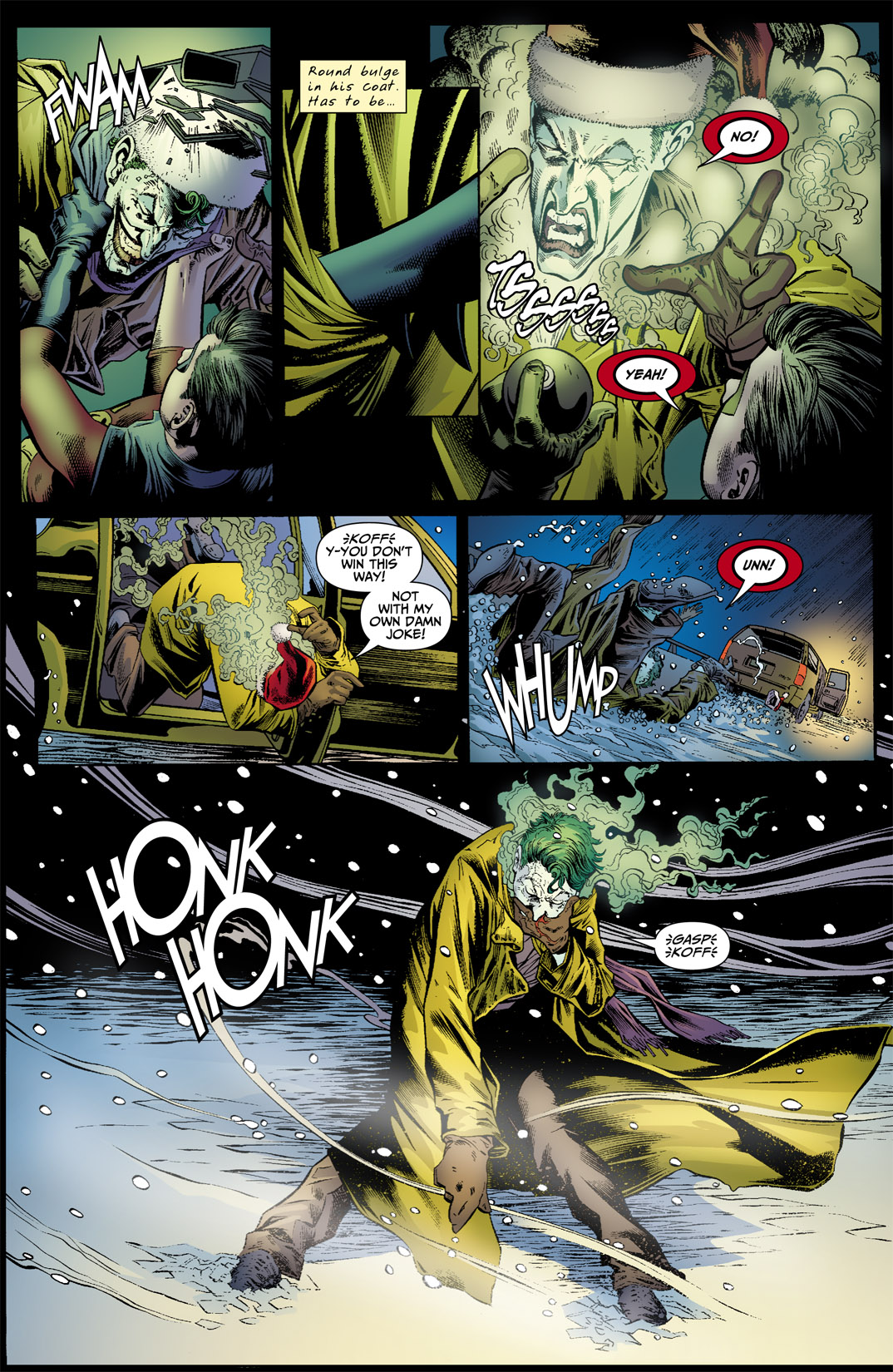Detective Comics (1937) 826 Page 20