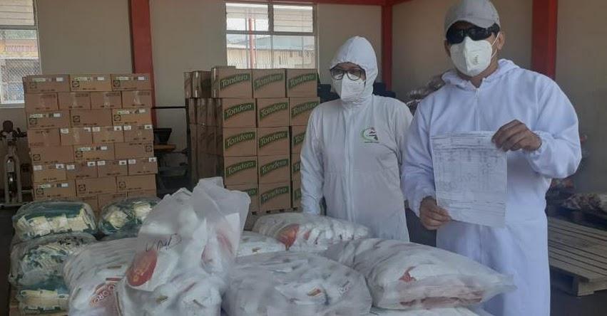 QALI WARMA: Municipalidad de Picota recibe 19 toneladas de alimentos del programa social para atender a mil personas en situación de vulnerabilidad - www.qaliwarma.gob.pe