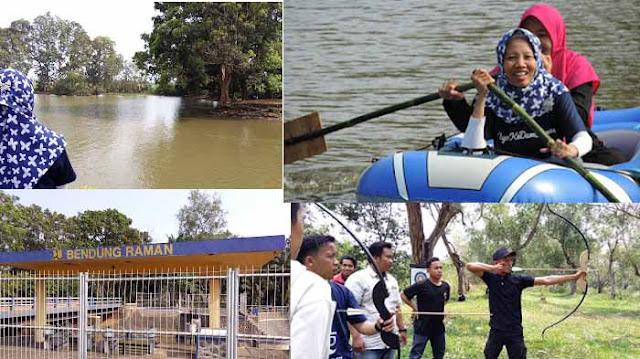 Bendungan Dam Raman