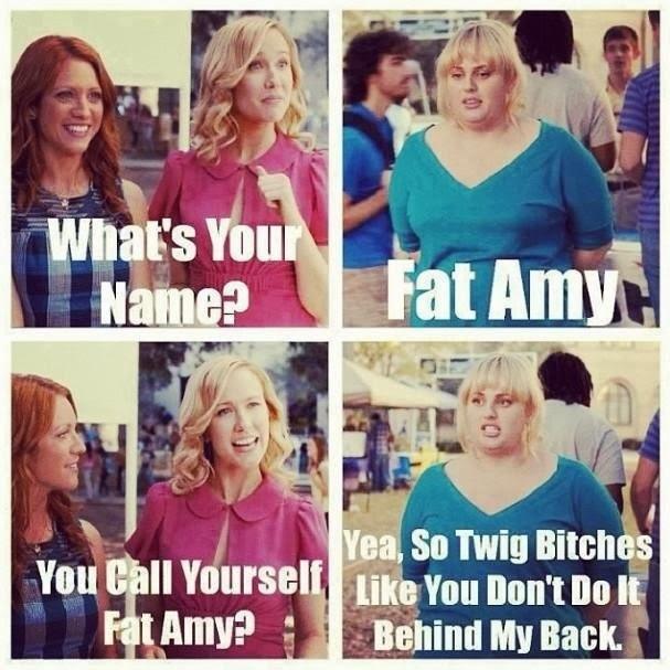 amy Girlfriend chubby