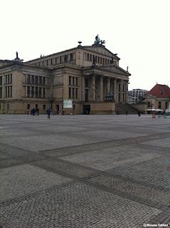 Konzerthaus Belrin am Gendarmenmarkt 2016