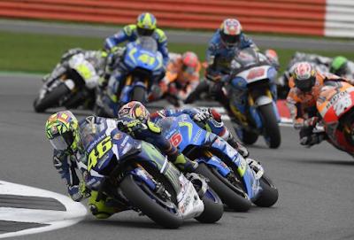 Lorenzo: Vinales Sudah Selevel dengan Rossi