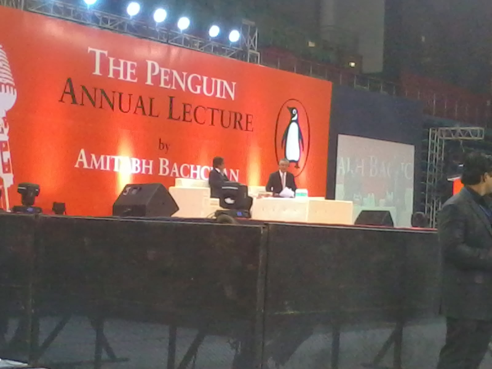 Penguin Annual Lecture
