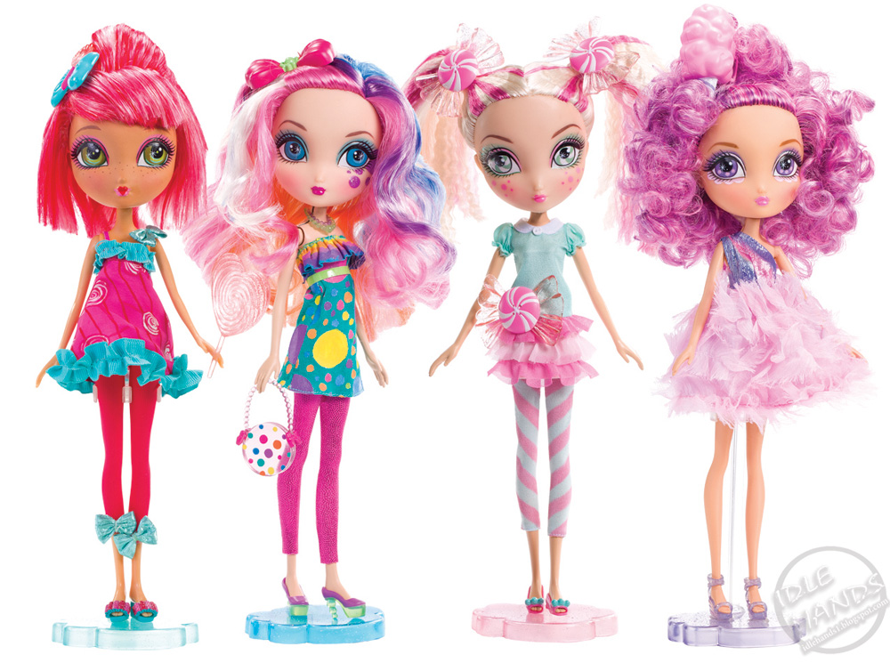 Do Barbie Shoes Fit Monster High Dolls