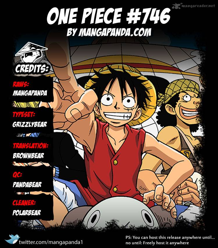 One Piece Ch 746: Stars