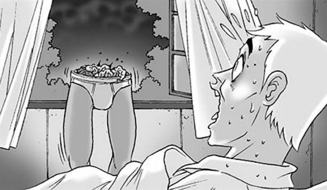 Silent Horror chap 12: Đêm sợ hãi