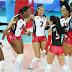 """Voleibol """"Las Reinas del Caribe"""" y Puerto Rico se medirán la madrugada del miércoles"""