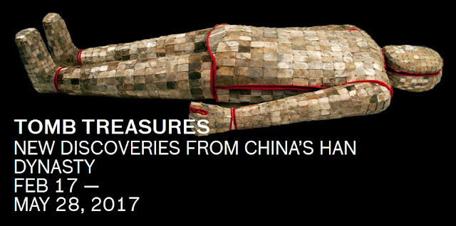 'Tomb Treasures: New Discoveries from China's Han Dynasty' at the Asian Art Museum, San Francisco