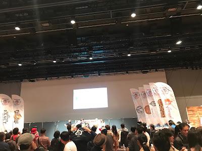 ACBE ライブステージ
