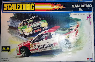Scalextric San Remo Exin
