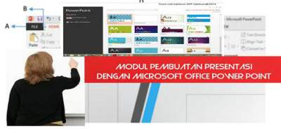 Modul Pembuatan Presentasi dengan Microsoft Office Power Point