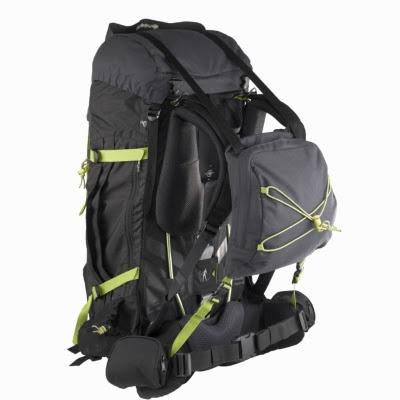 quechua rucksack test