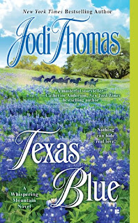 Guest Review: Texas Blue by Jodi Thomas