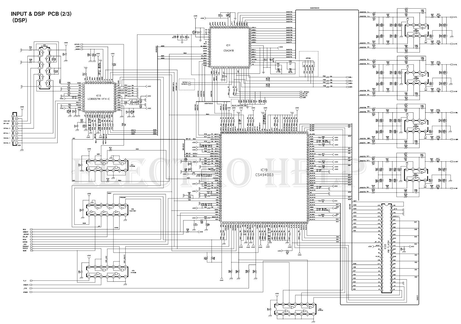 Marantz Sr Marantz Ps Circuit Diagram