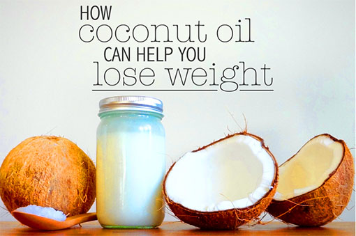 Lose Weight Use Coconut Oil to Lose Weight